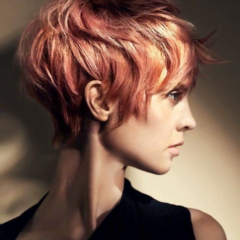 Gorgeous Short Haircuts to Light You Up in 2020-20