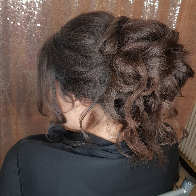 Lovely Wedding Hairstyles You'll Love for 2020-12
