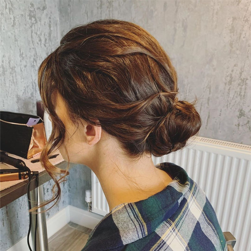 Lovely Wedding Hairstyles You'll Love for 2020-23