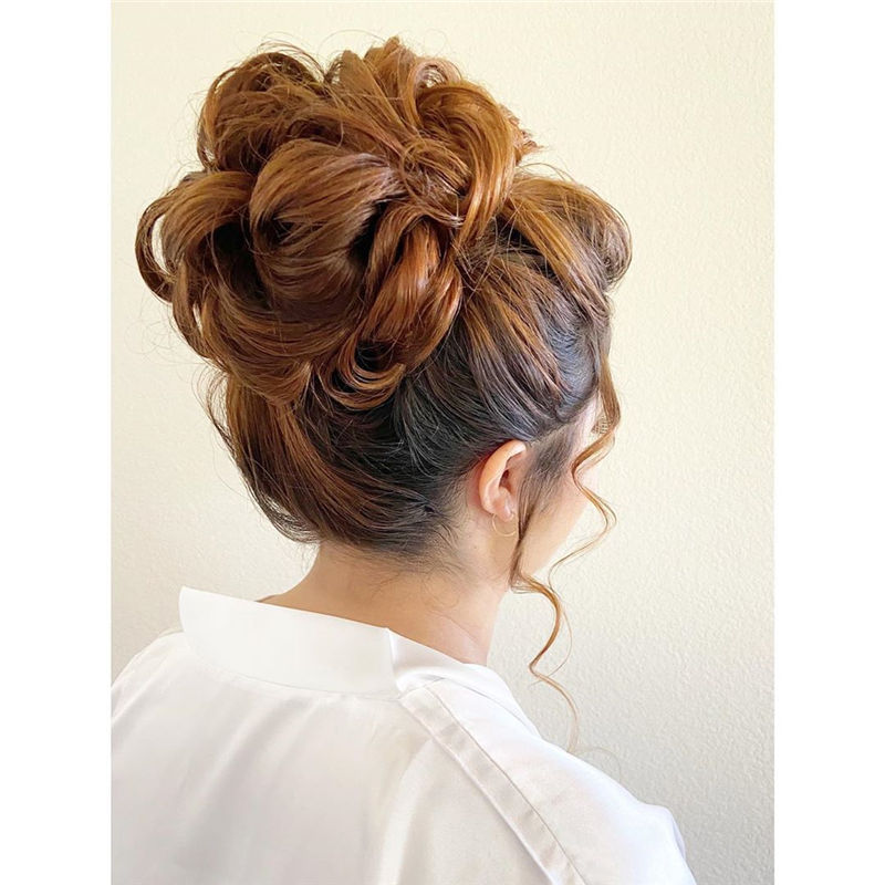 Lovely Wedding Hairstyles You'll Love for 2020-25