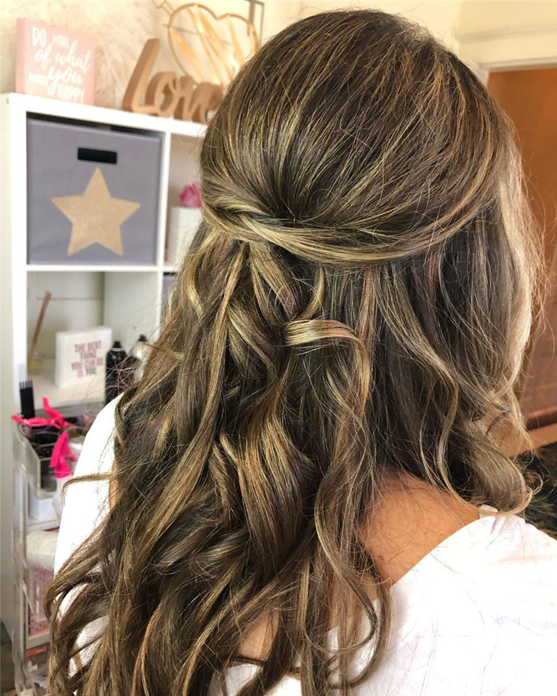 Perfect Wedding Hairstyles For Every Bride 2020-01