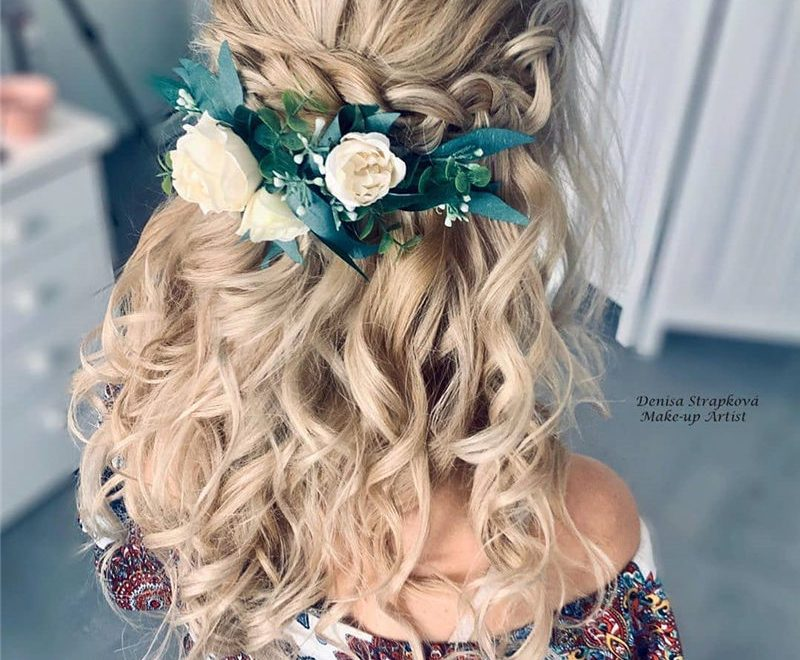 Perfect Wedding Hairstyles For Every Bride 2020-31