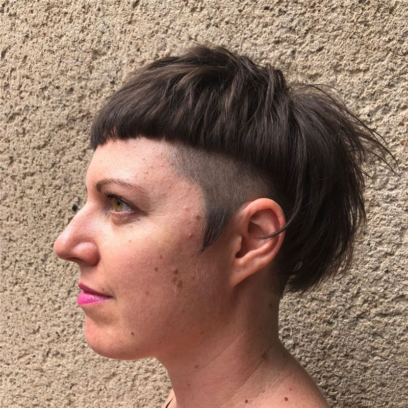 44 Popular Short Haircuts For Women 2020 Page 31 Of 44 Hairstylezonex