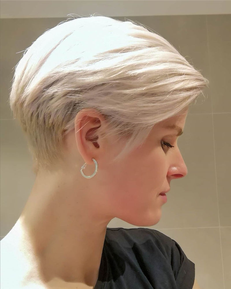 Admirable 44 Popular Short Haircuts For Women 2020 Page 41 Of 44 Schematic Wiring Diagrams Phreekkolirunnerswayorg