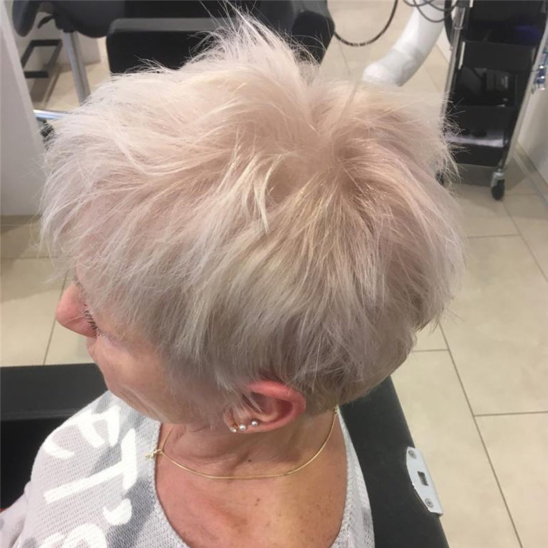 Pretty Short Hairstyles That Will Trend in 2020-01
