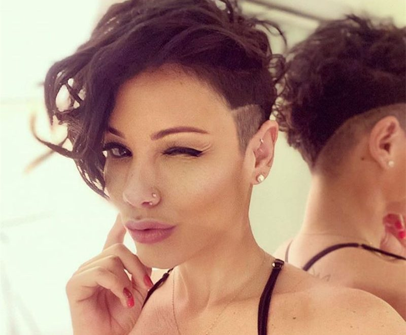 Pretty Short Hairstyles That Will Trend in 2020-25
