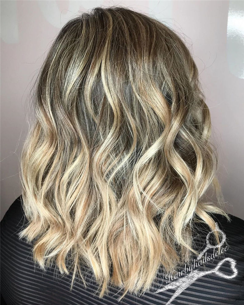 Stunning Medium Hairstyles That Will Trend in 2020-17