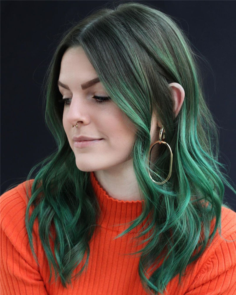 Stunning Medium Hairstyles That Will Trend in 2020-33