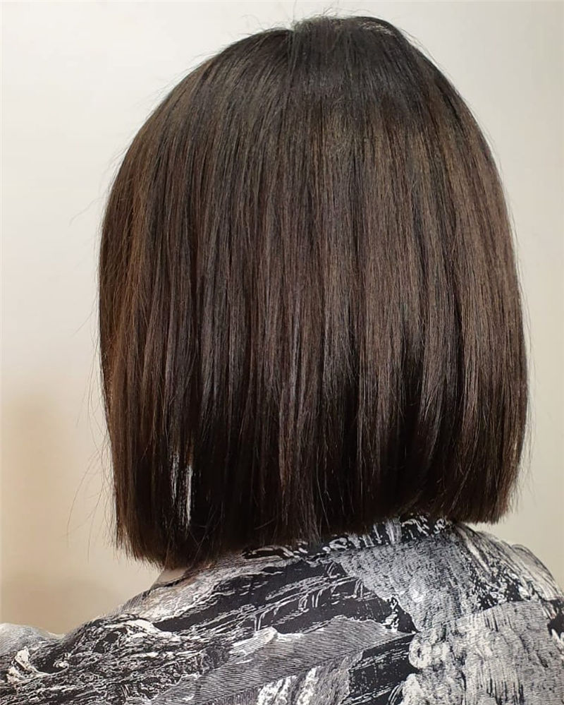 Stylish & Simple Bob Hairstyles to Build Your Own-01