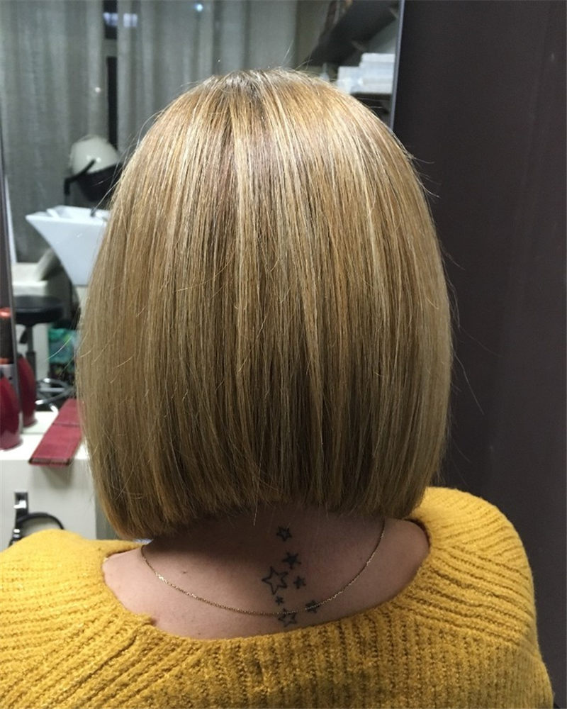 The Most Popular Bob Hairstyles That You Must Try-05