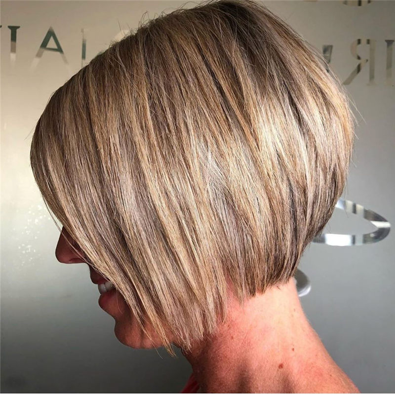 The Most Popular Bob Hairstyles That You Must Try-09