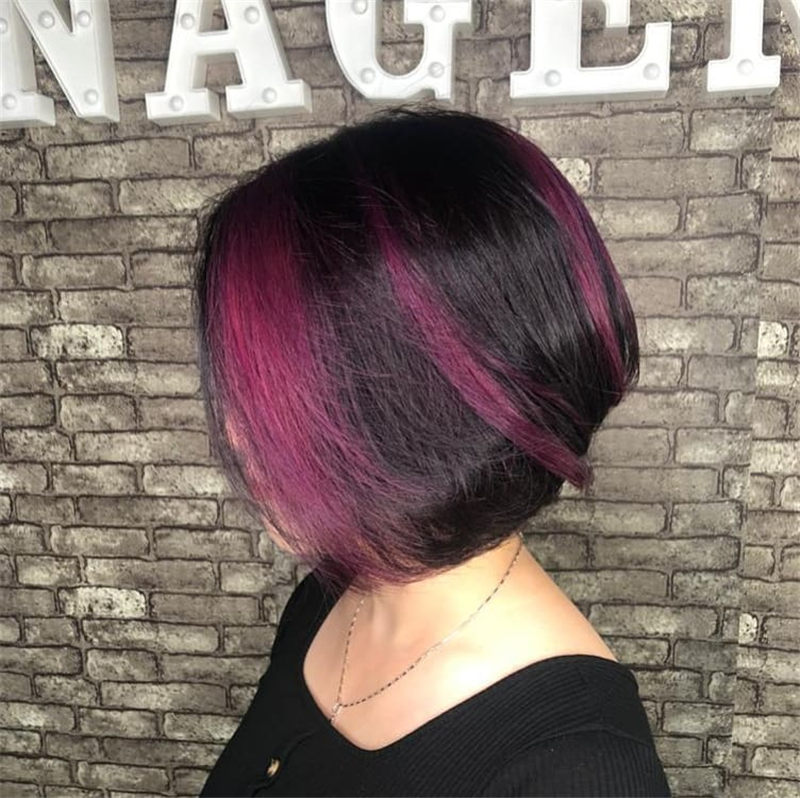 The Most Popular Bob Hairstyles That You Must Try-11