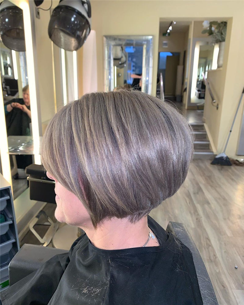 The Most Popular Bob Hairstyles That You Must Try-12