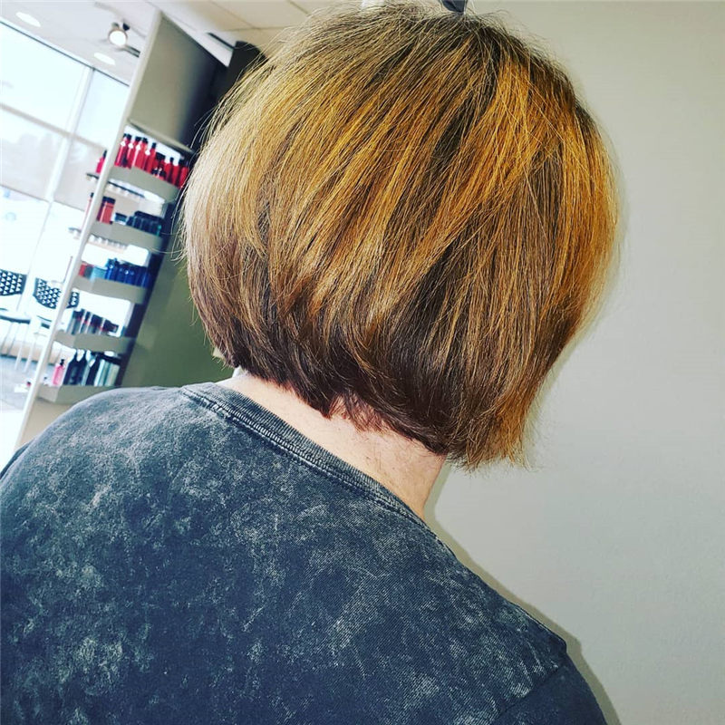 The Most Popular Bob Hairstyles That You Must Try-13