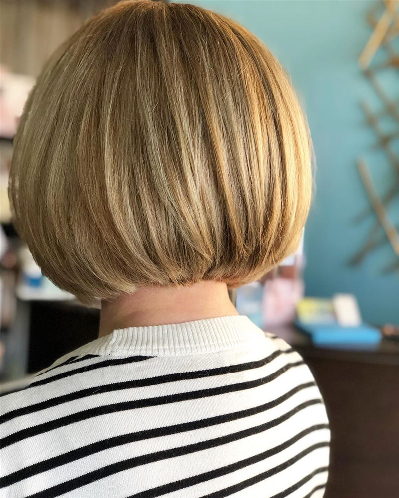 The Most Popular Bob Hairstyles That You Must Try-22