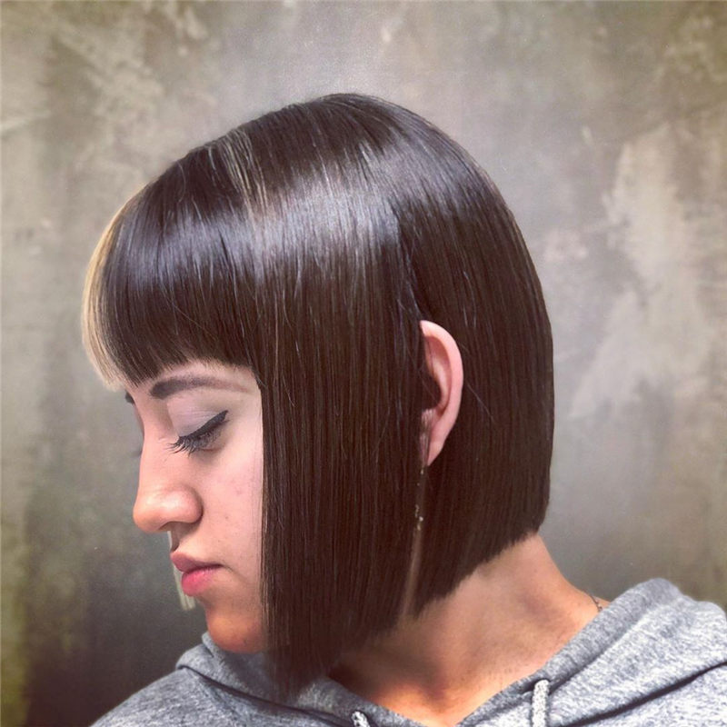 The Most Popular Bob Hairstyles That You Must Try-34
