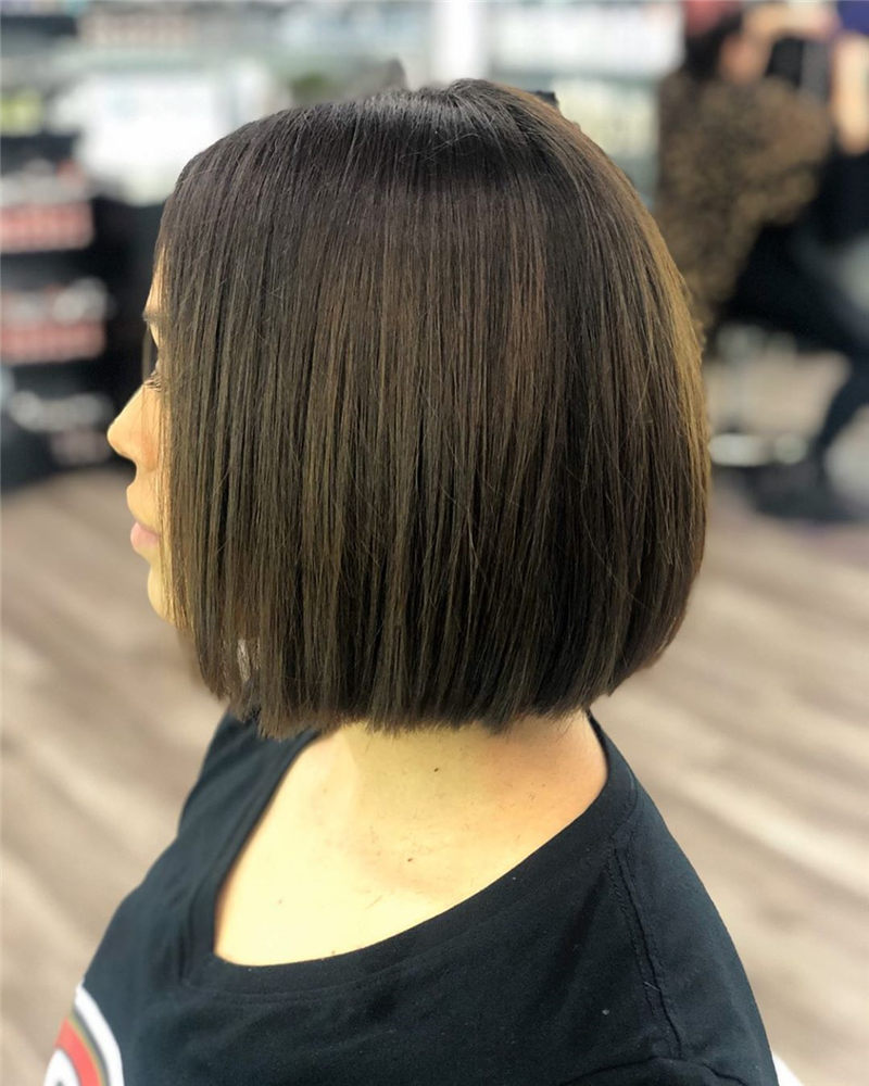 The Most Popular Bob Hairstyles That You Must Try-39