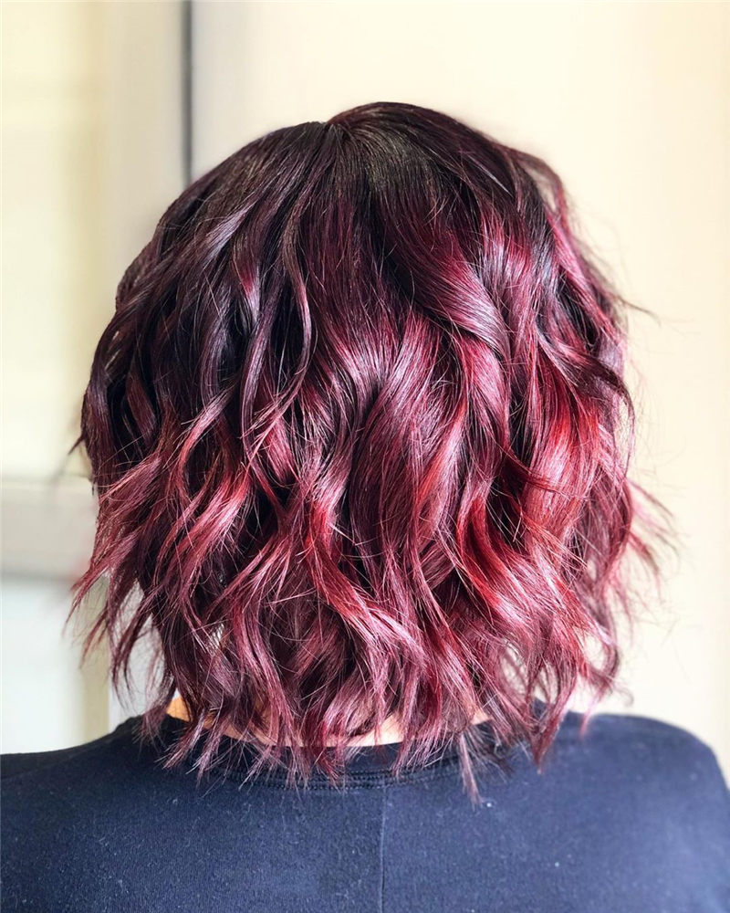 The Most Popular Bob Hairstyles That You Must Try-41
