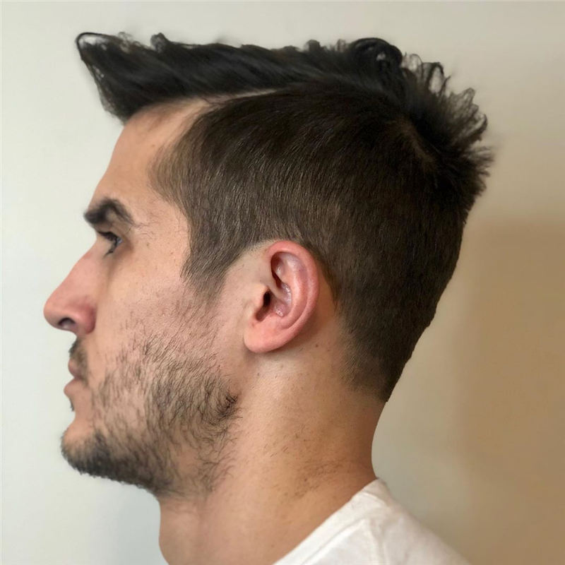 Top Mens Haircut of 2020 Cool and Popular01