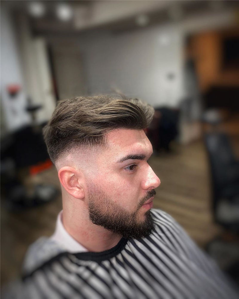 Top Mens Haircut of 2020 Cool and Popular03
