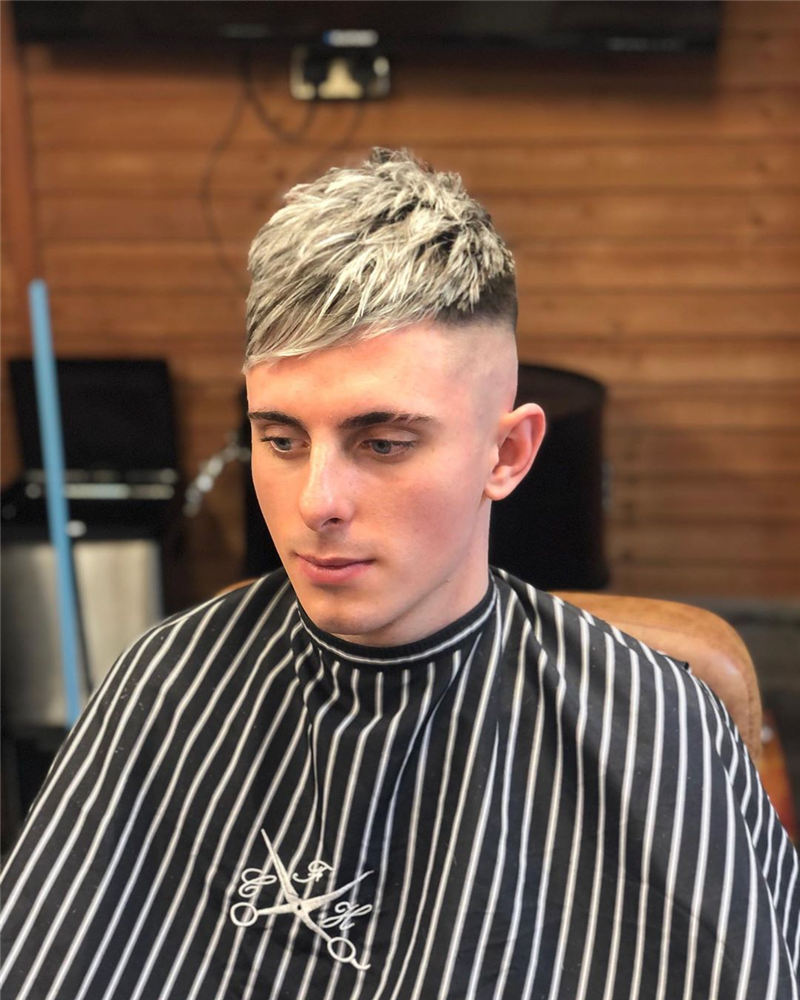 Top Mens Haircut of 2020 Cool and Popular08