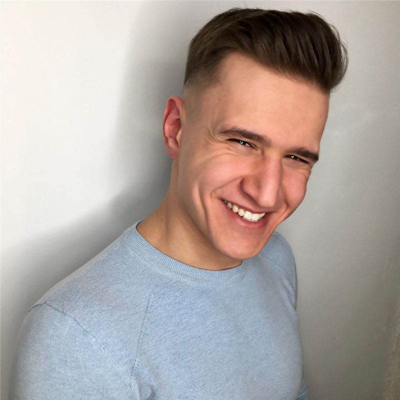 Top Mens Haircut of 2020 Cool and Popular13