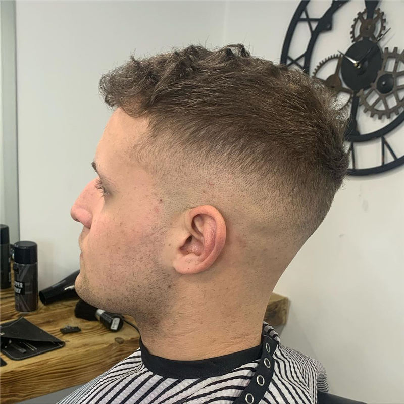 Top Mens Haircut of 2020 Cool and Popular24