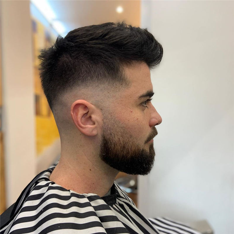 Top Mens Haircut of 2020 Cool and Popular28