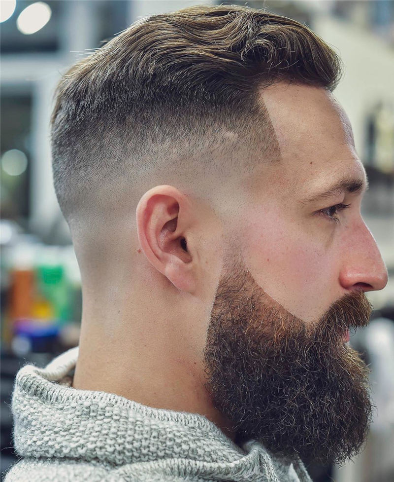 Top Mens Haircut of 2020 Cool and Popular34