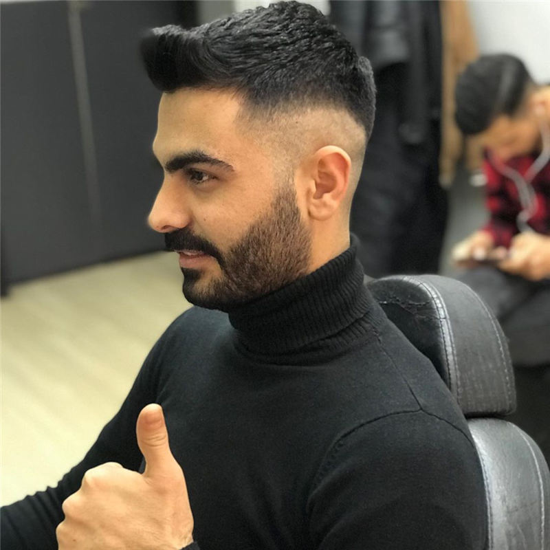 Top Mens Haircut of 2020 Cool and Popular40