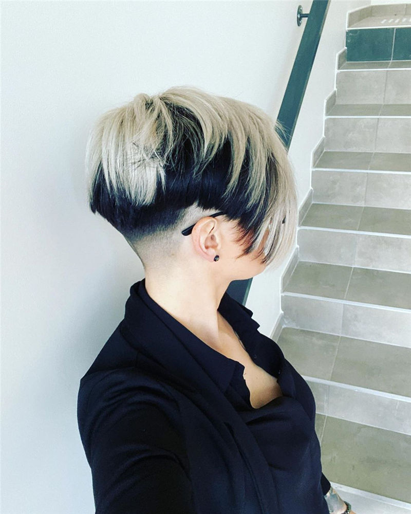 Amazing Pixie Cuts to Look Cool This Year-16
