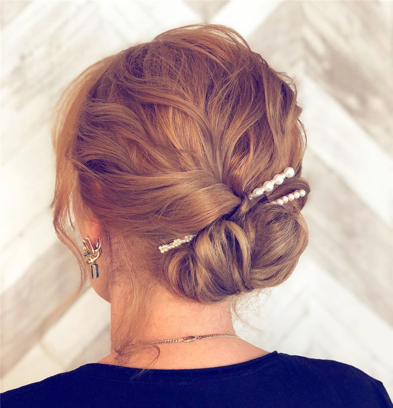 Amazing Wedding Hairstyles to Refresh Your Style 01