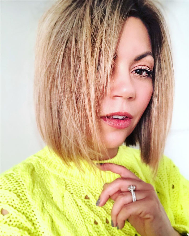 Best Short Bob Haircuts on Instagram Right Now 01
