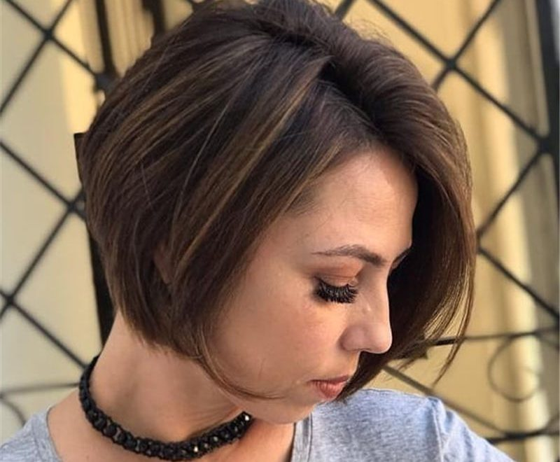 Best Short Bob Haircuts on Instagram Right Now 31