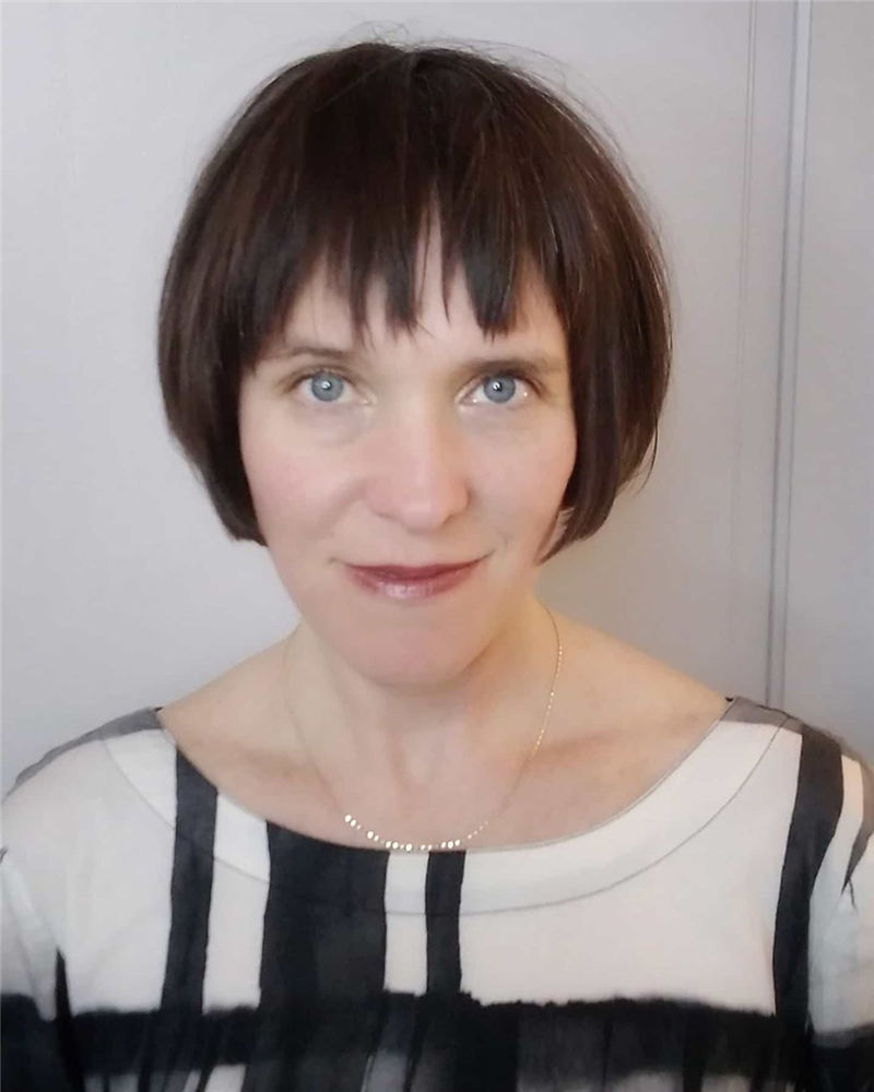 Best Short Bob with Bangs for An Amazing Look 41