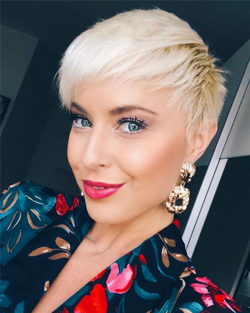 Best Short Hairstyles You Need to Try in 2020-26