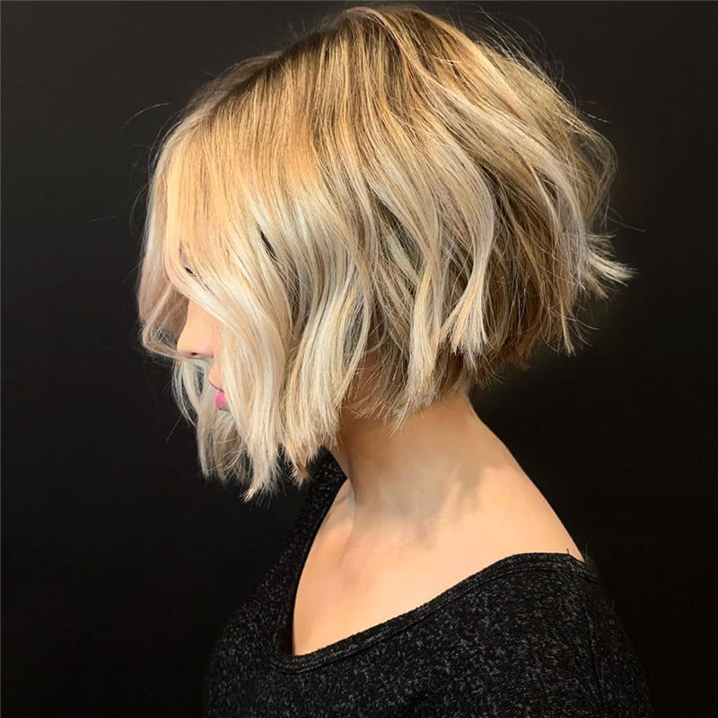 Best Short Hairstyles You Need to Try in 2020-35