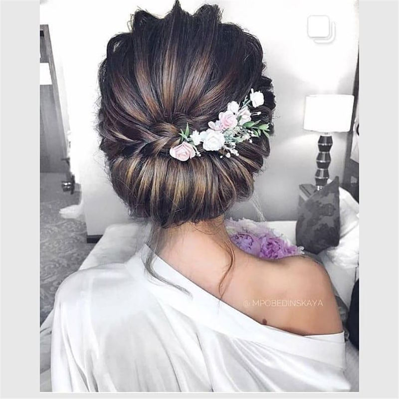 Best Wedding Hairstyles that Are Great for Big Day-02