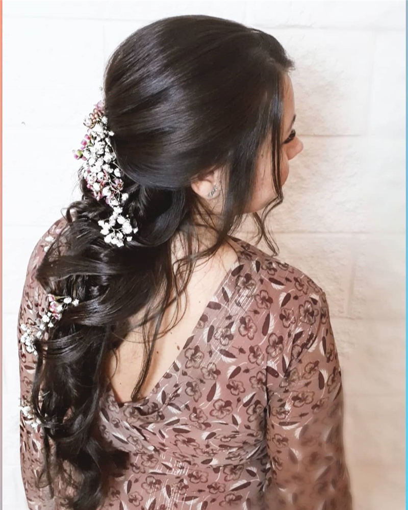 Best Wedding Hairstyles that Are Great for Big Day-04