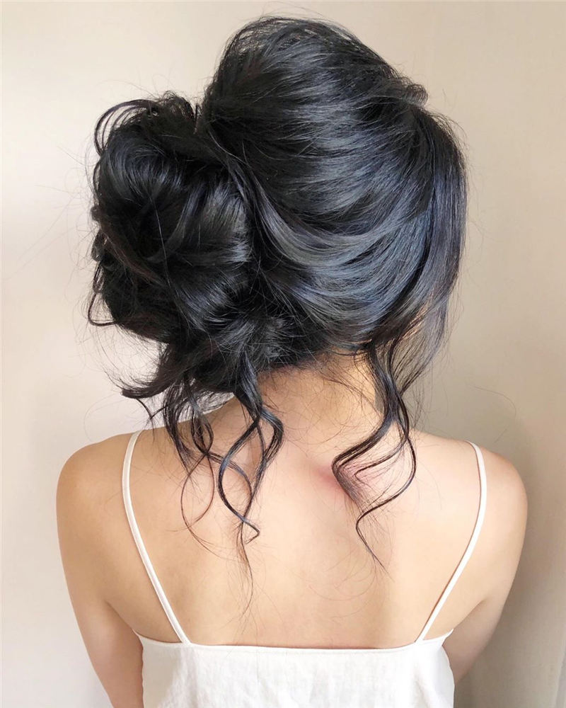 Best Wedding Hairstyles that Are Great for Big Day-06