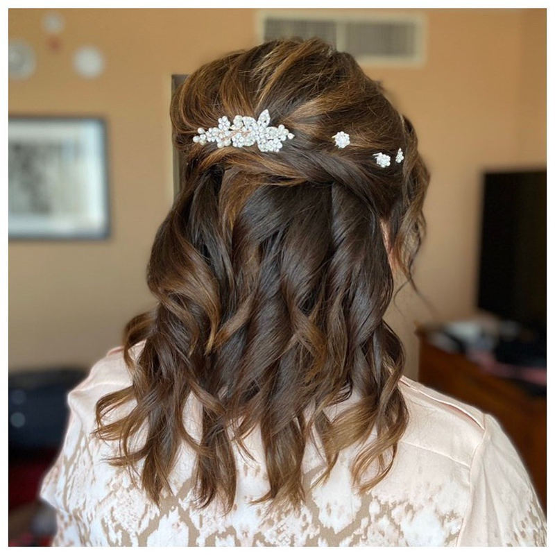 Best Wedding Hairstyles that Are Great for Big Day-07