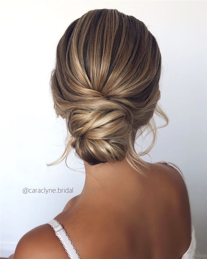 Best Wedding Hairstyles that Are Great for Big Day-08