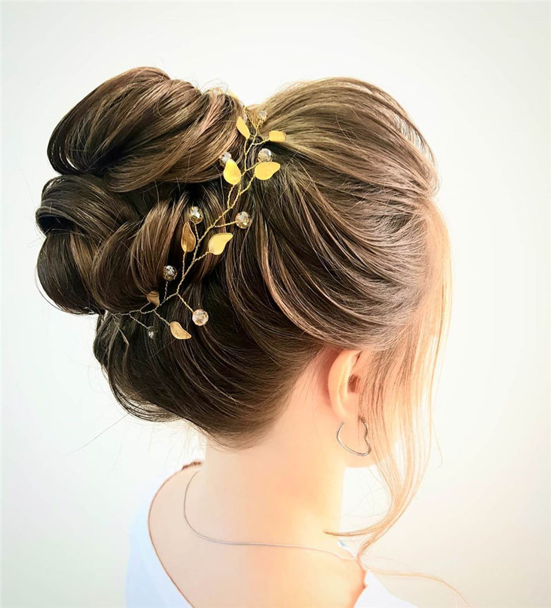 Best Wedding Hairstyles that Are Great for Big Day-10