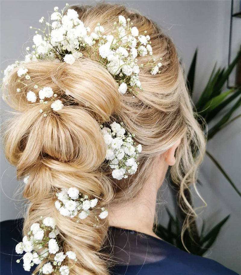Best Wedding Hairstyles that Are Great for Big Day-13