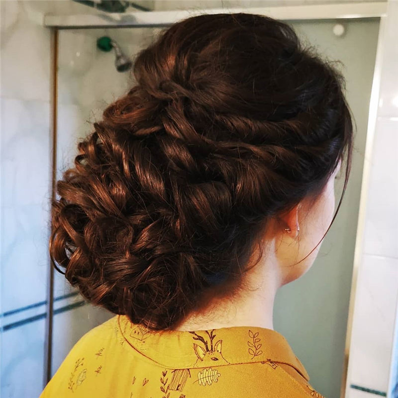 Best Wedding Hairstyles that Are Great for Big Day-15