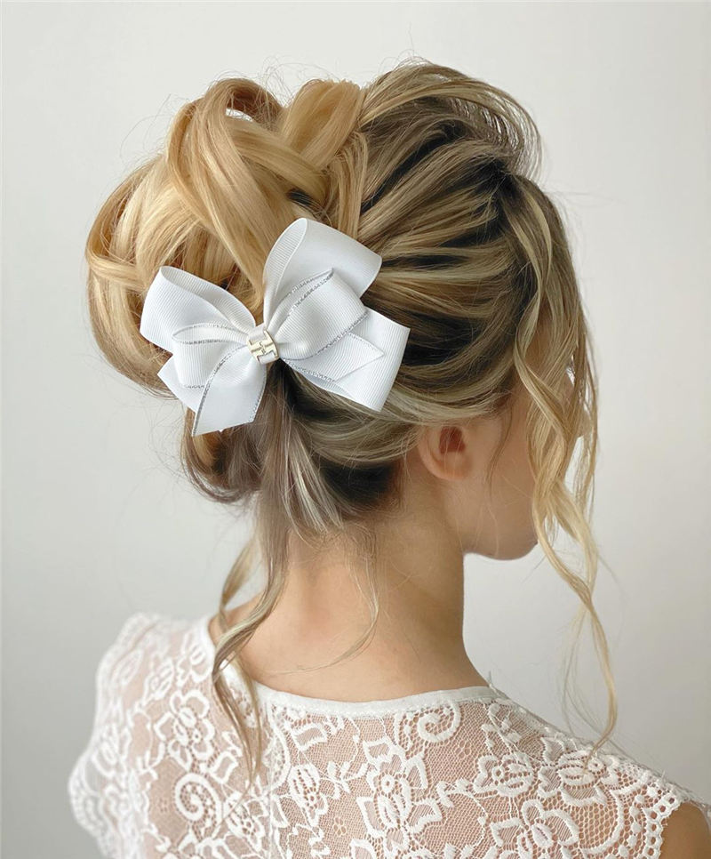 Best Wedding Hairstyles that Are Great for Big Day-17