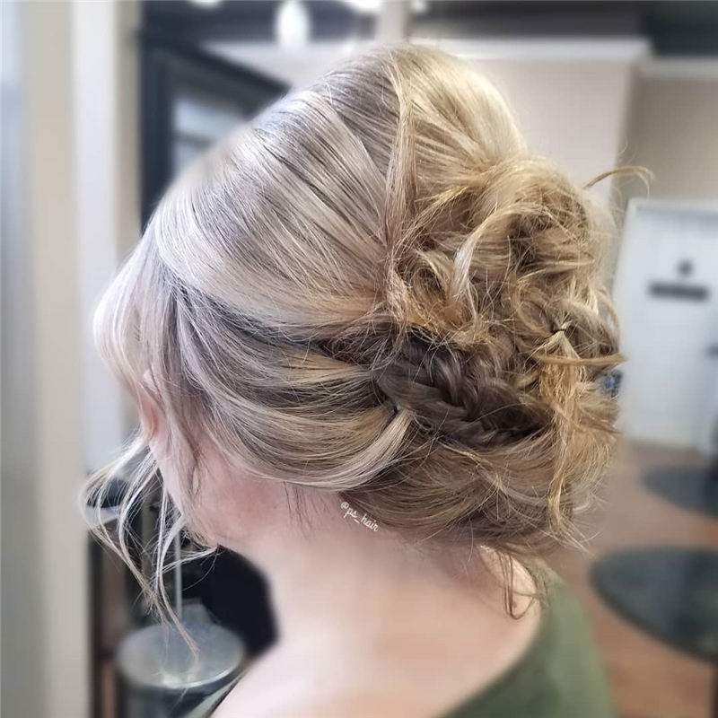 Best Wedding Hairstyles that Are Great for Big Day-19