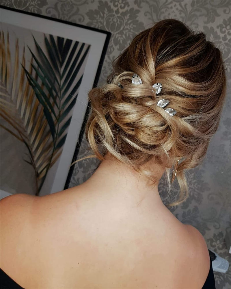 Best Wedding Hairstyles that Are Great for Big Day-20