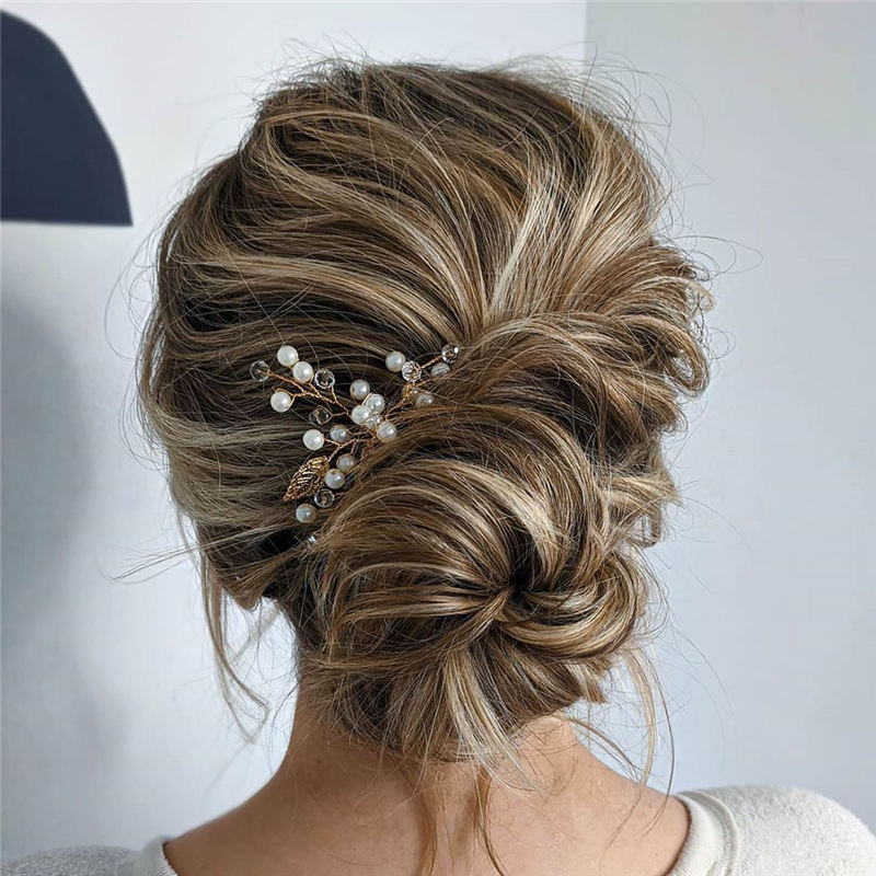 Best Wedding Hairstyles that Are Great for Big Day-21