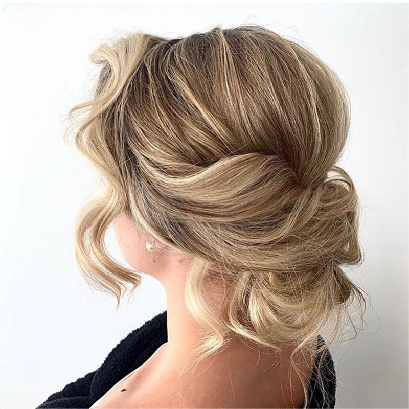 Best Wedding Hairstyles that Are Great for Big Day-22